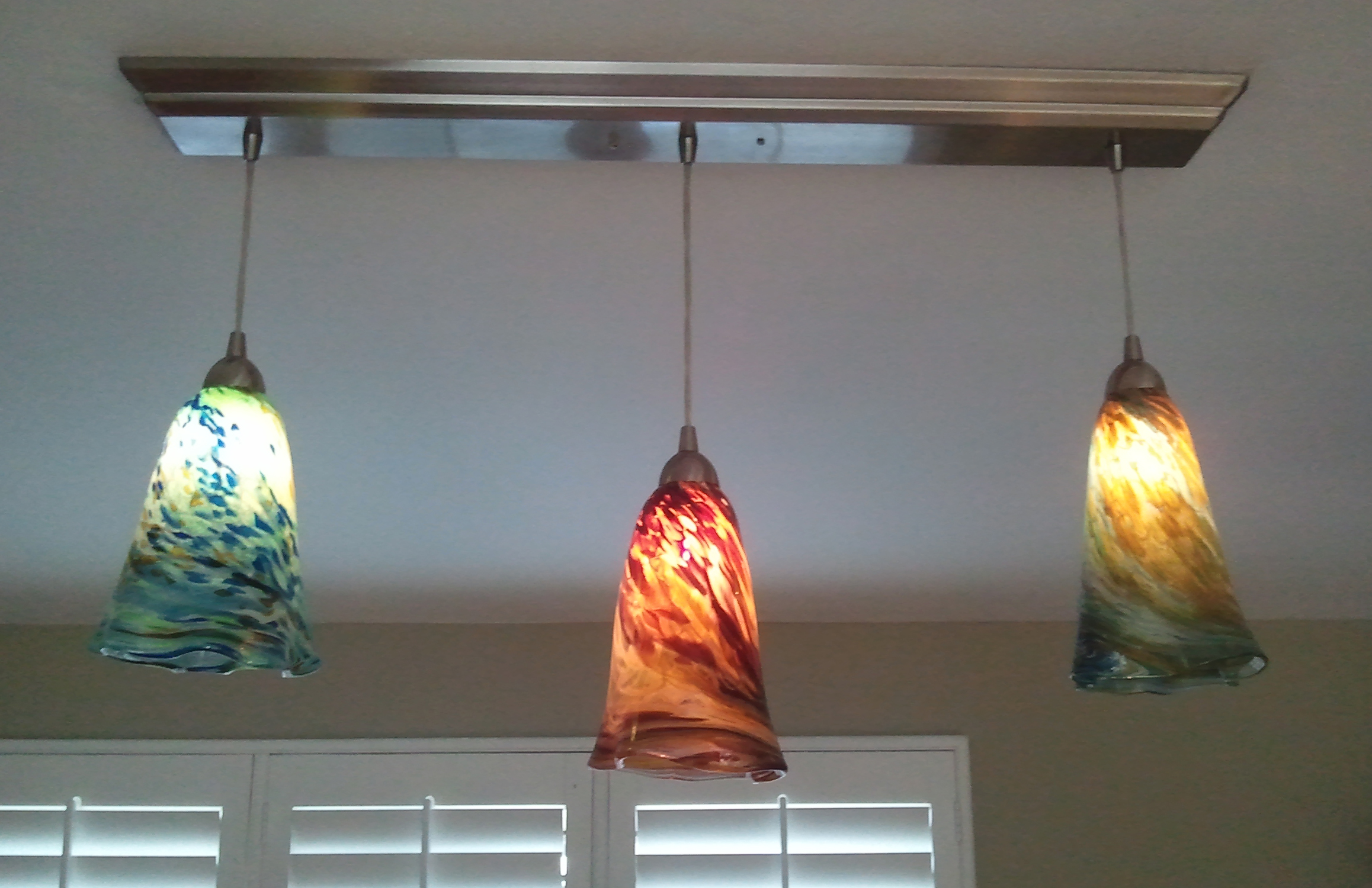 Glass Replacement Replacement Pendant Glass Shades